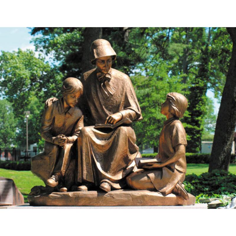 Bronze Saint Elizabeth Ann Seton