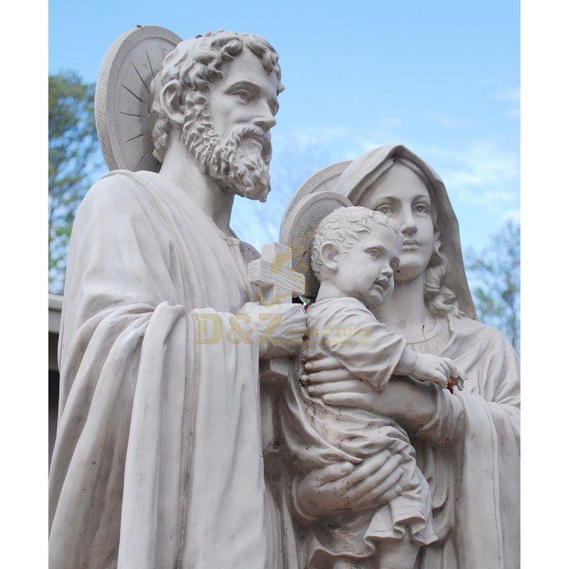 High Quality Saint Holy Family Catholic Religious Souvenir Statues For Sale