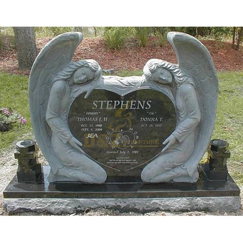 Tombstone Angel Design Pictures Monument Weeping Angel Wings Tombstone