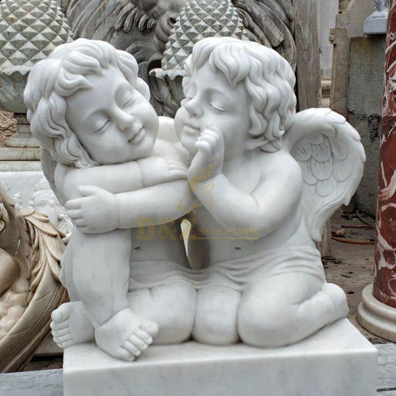 Granite Baby Tombstones With Little Angel