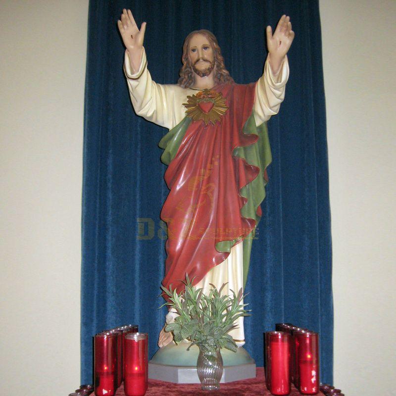 Polyresin Religious Decoration Statue Jesus Statue Statues Of Saints