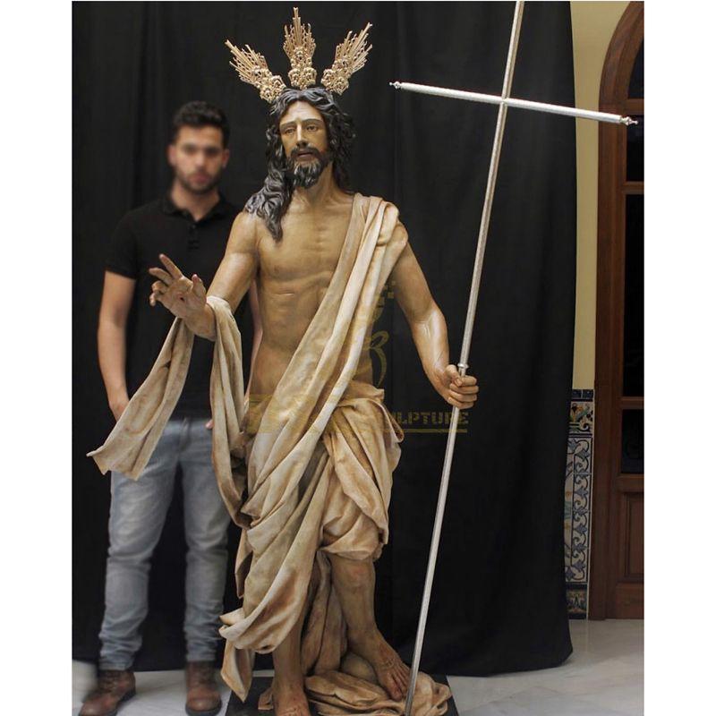 Jesus Life Size Resin Statues Art Sculpture Fiberglass Products