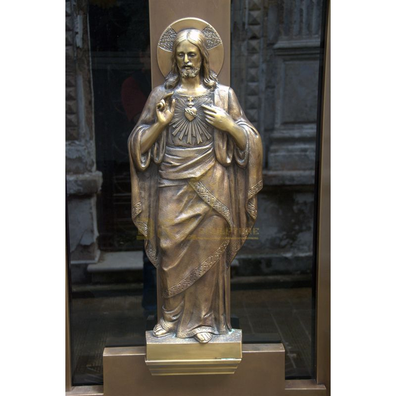 Custom Cast Bronze Jesus Catholic Religious Items