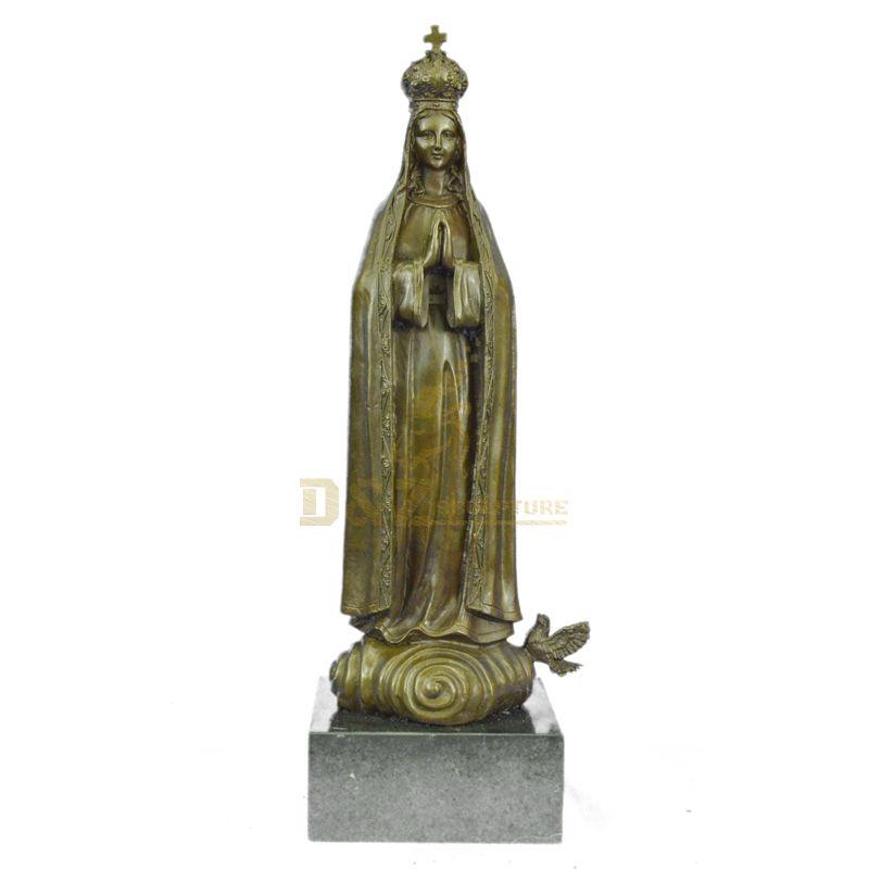 Hot Sale Custom Design Virgin Mary Sculpture