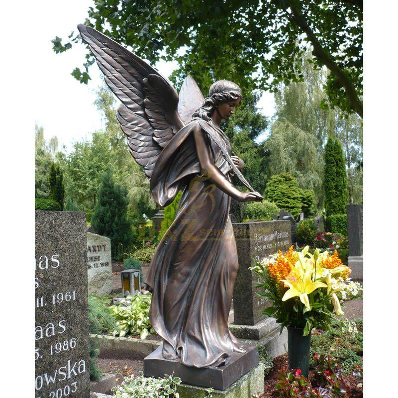 Accept Customization Worth Collecting Angel Figure Art Sculpture