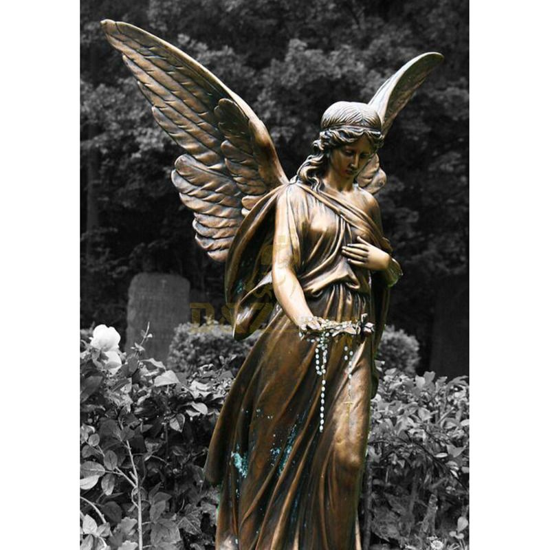 Professional Angel Wings Statue With Low Price
