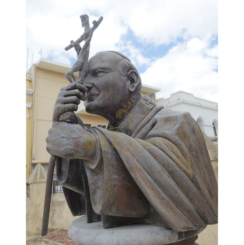 New Products Save Week Casting Bronze Sculpture St Padre Pio