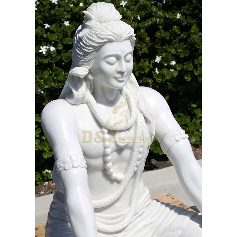 Outdoor Garden Decoration Factory Custom Shiva Statue