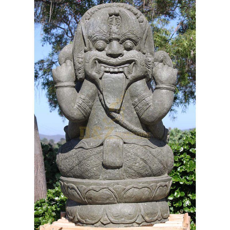 Marble Stone God Ganesha Statue