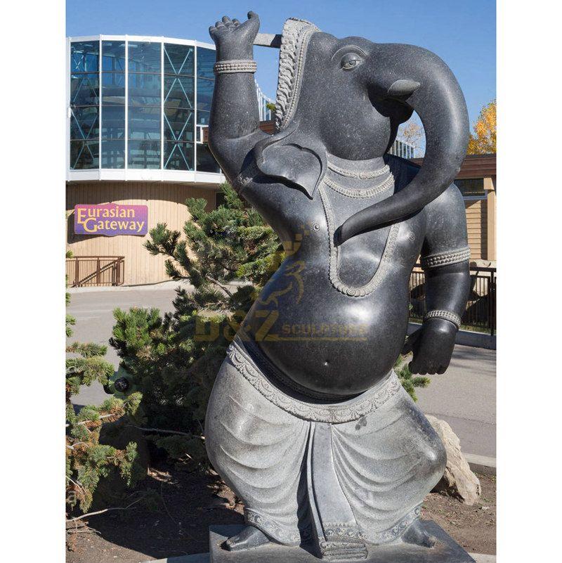 Thai Lord God Elephant Buddha Statue