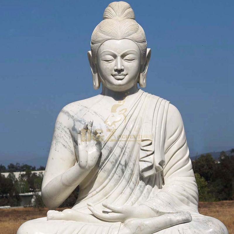 Hindu Gods Stone Statues Buddha Sitting Statue