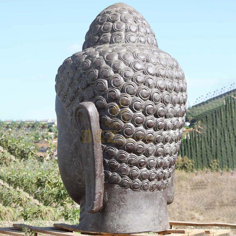 Outdoor Garden Decoration Factory Direct Sale Buddha Head Statue