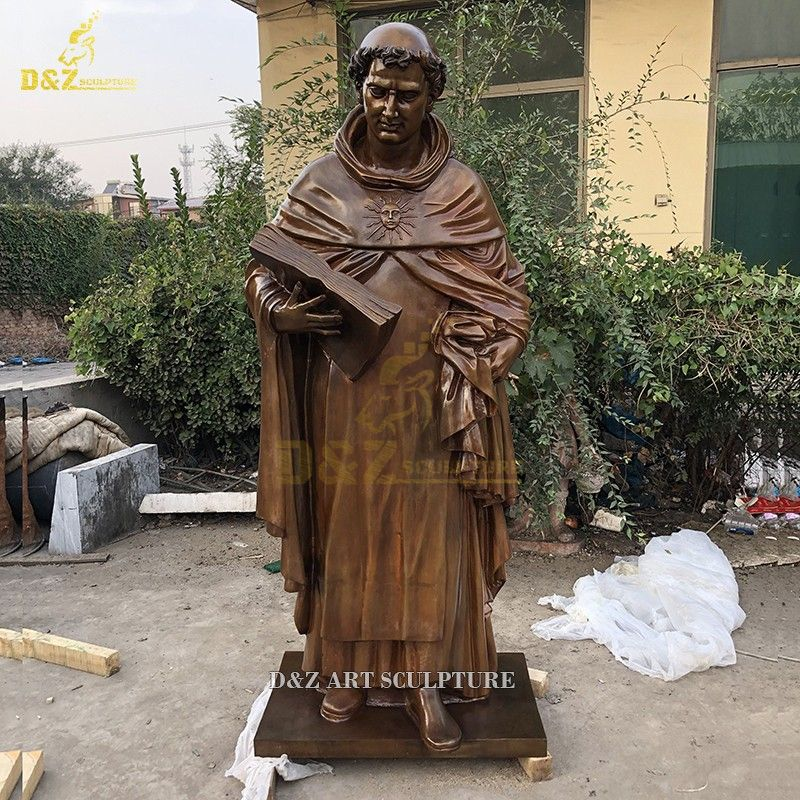 Customized best quality life-size Saint Anthony statue for sale