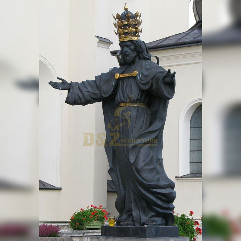 large outdoor jesus statues