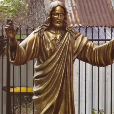 famous jesus statue