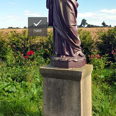 jesus statue outdoor