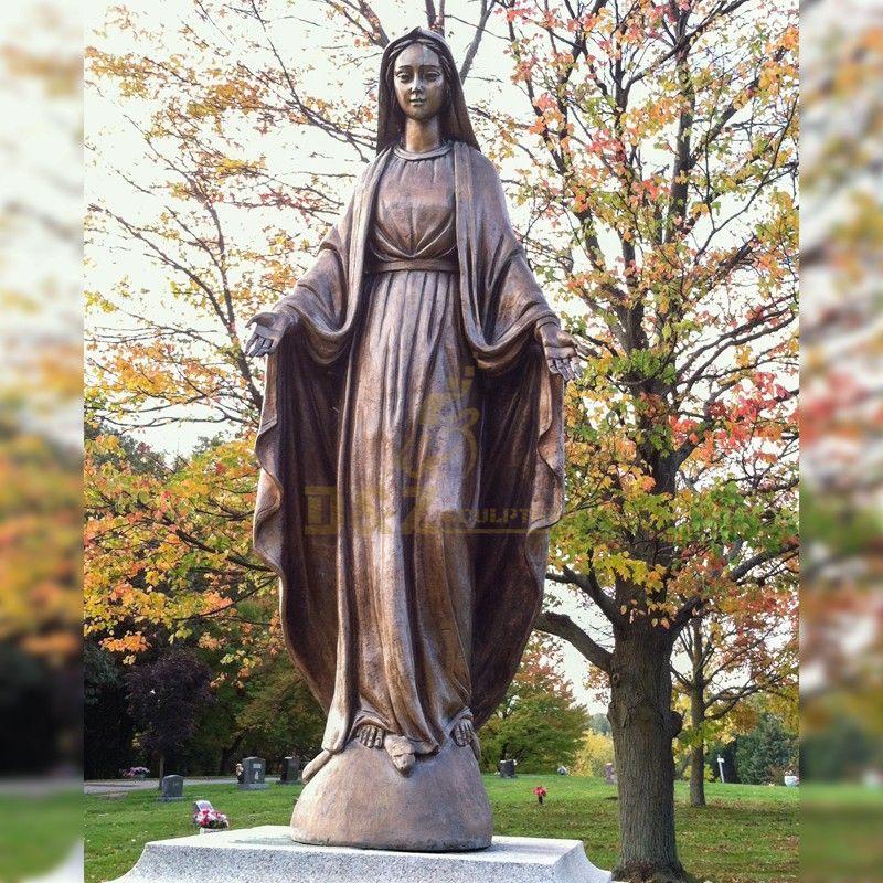 virgin mary garden statue near me
