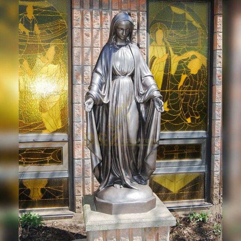 mary statue london