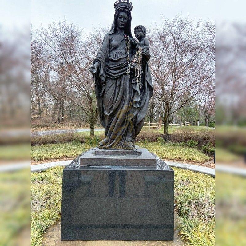 catholic holy statues