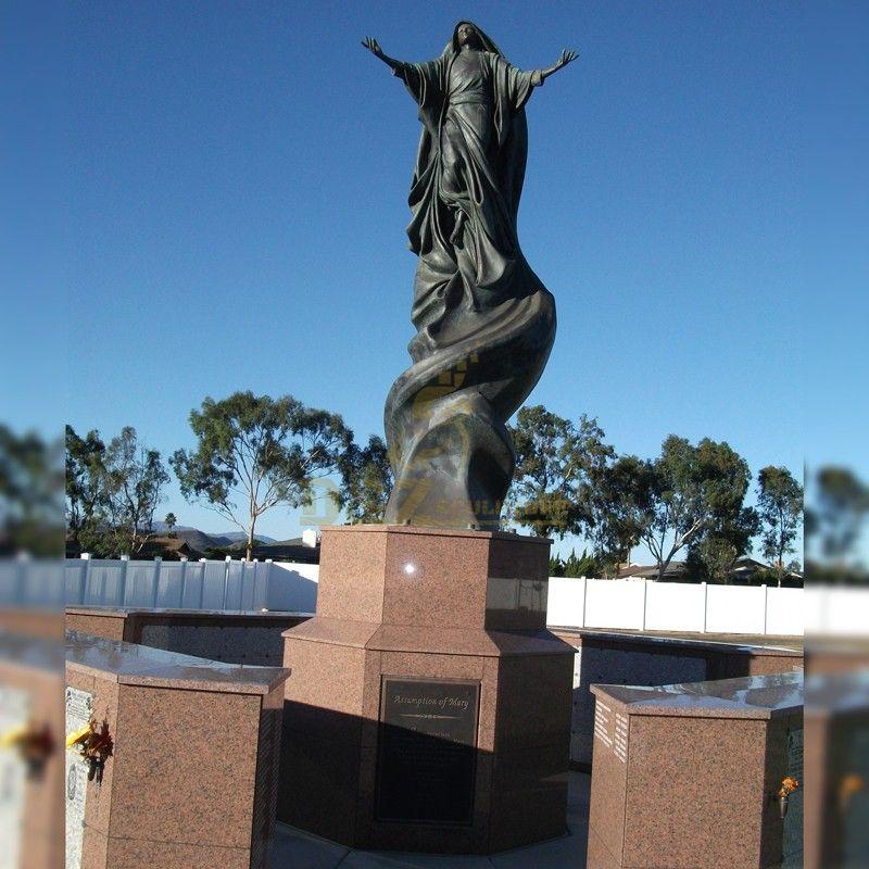 catholic mary statue