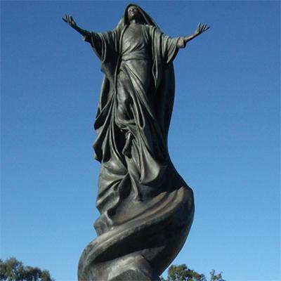 mary statue decoration