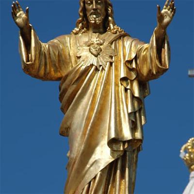 beautiful catholic statues