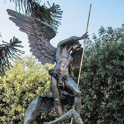 st michael statue for sale