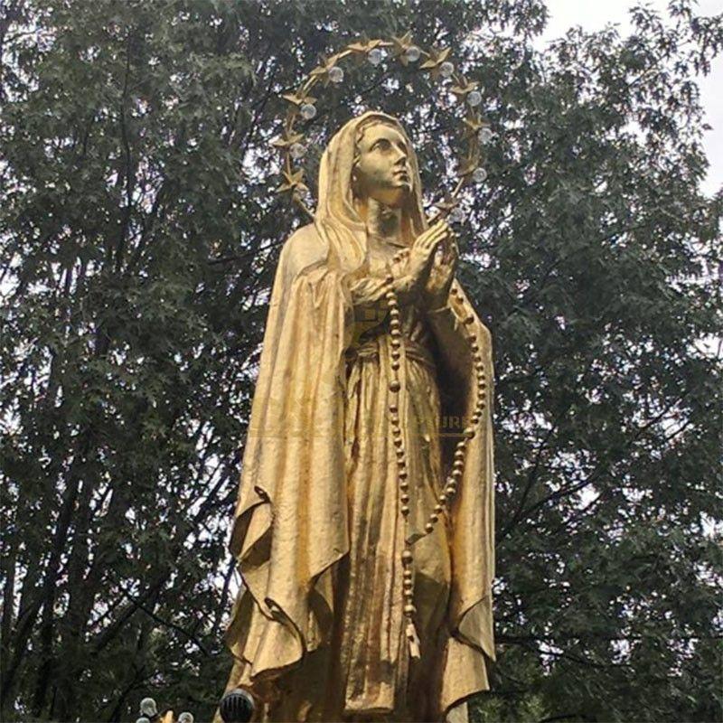 mary statue catholic