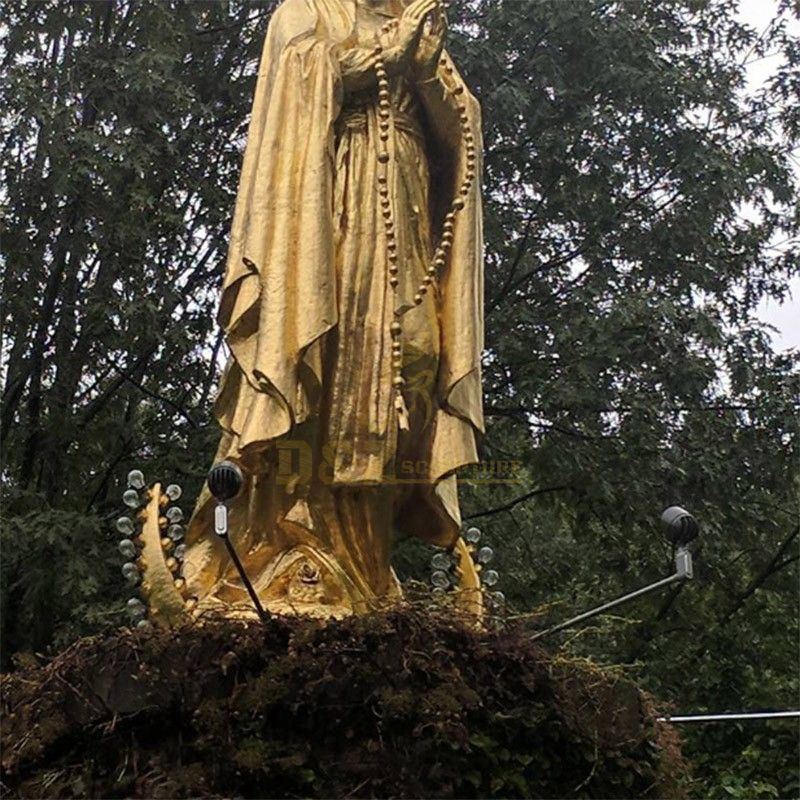 holy mary sculpture