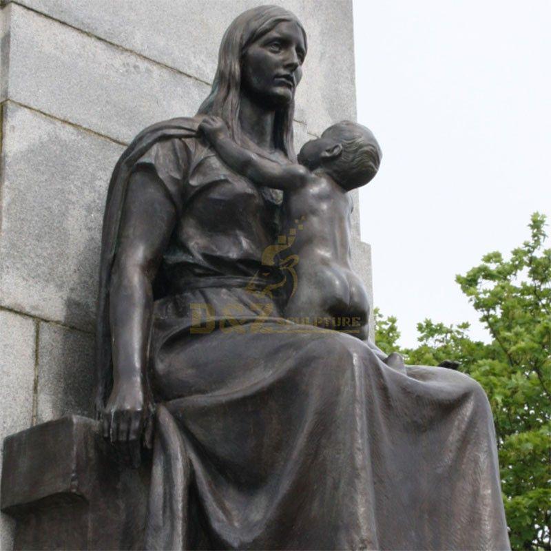 st anne statue