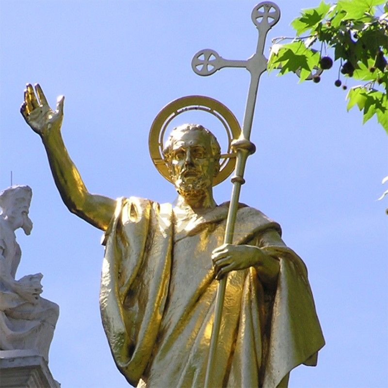 st paul of the cross statue