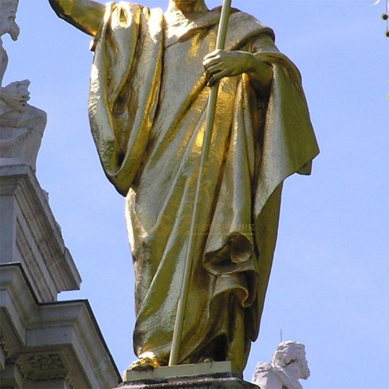 st paul statues