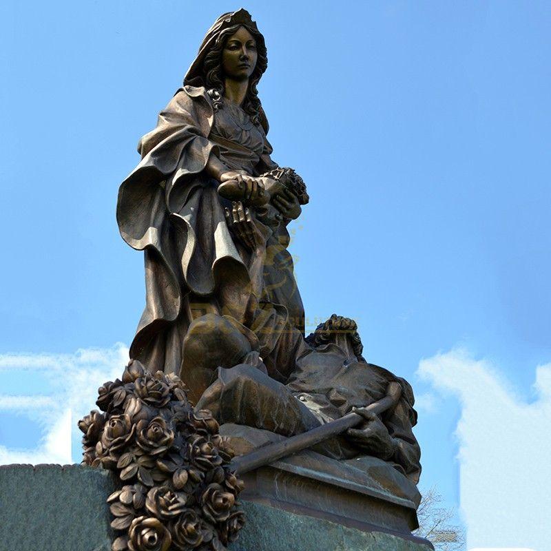 st elizabeth statue