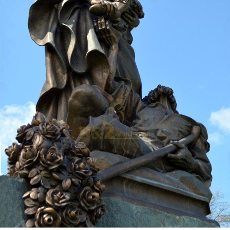 saint elizabeth sculpture
