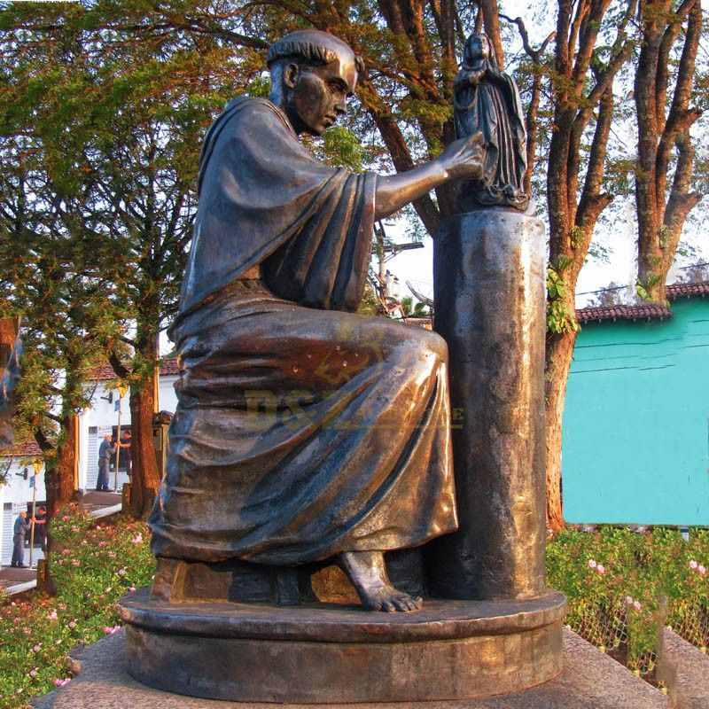 joseph garden statue