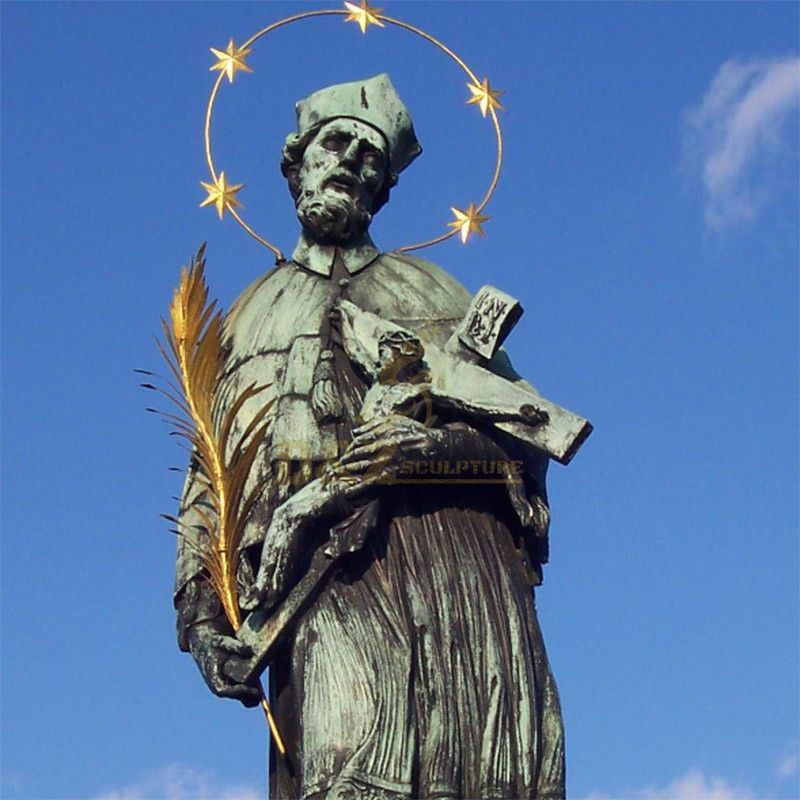 saint john nepomuk sculpture