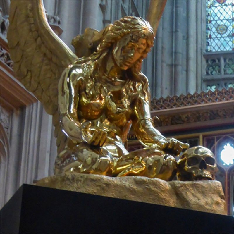 angel statues for gardens