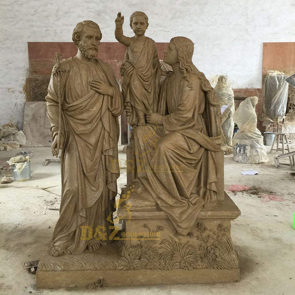 Life Size Religious Bronze Statue Of Jesus Christ