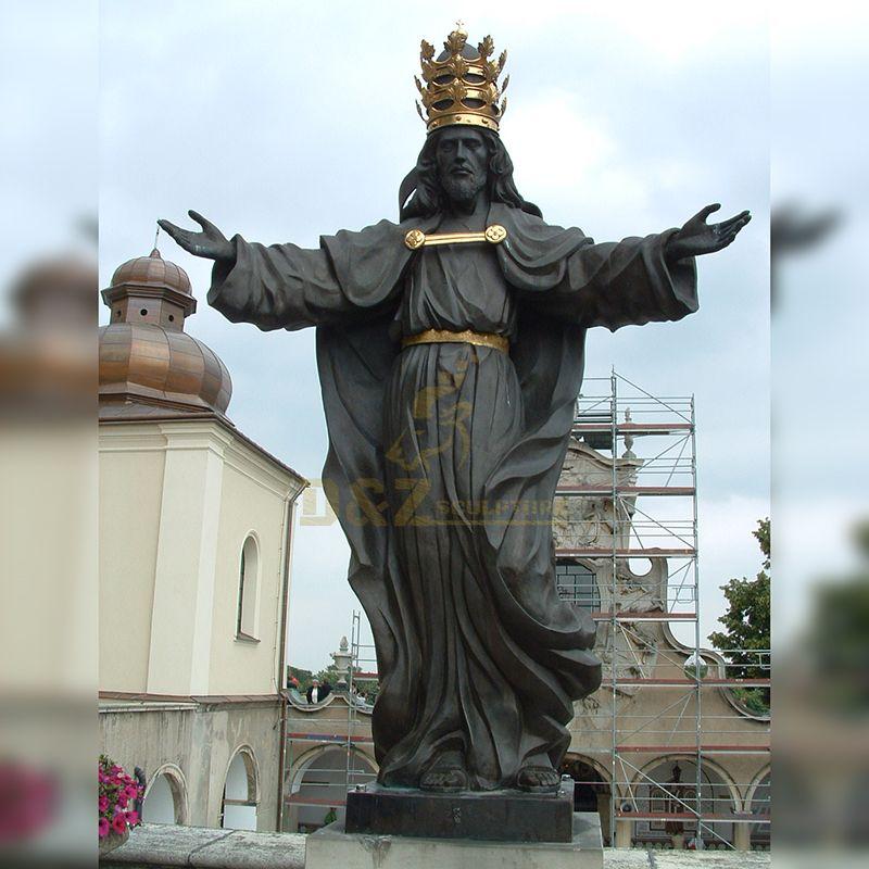 jesus god sculpture